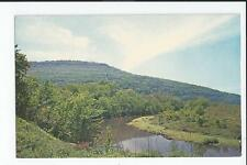 Rare View of Lookout Mountain , Chatanooga ,Tennessee  Postcard