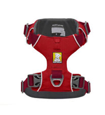 New listing Ruffwear Front Range Harness And Collar In Red Sumac Sz Small Nwt