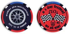 Phish Magnaball Coin Chip Pin Poster 1 2 4 5 6 7 8 9 11 14 15 17 18 21 24 25