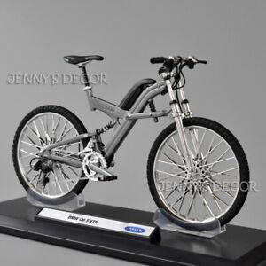 Welly 1:10 Scale Diecast Metal Bicycle Model Toy BMW Q6.S XTR Sport Bike Replica