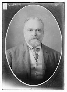 Photo:William Pugsley,1850-1925,Premier of New Brunswick,politician,lawyer 3751