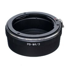 PB-M4/3 Praktica PB Objektiv zu Micro 4/3 M43 MFT Adapter EP5 E-M5 EPM1 PAL