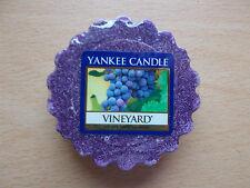 Yankee Candle Cera Tarta de EE. UU. Raro Vineyard