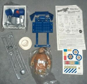 Figurine Bravestarr Deputy Fuzz Fuzz Vintage Mattel no Tex Hex Laser MOTU #2 A-6
