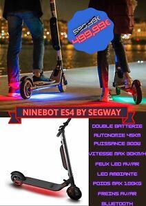 Trottinette Électrique Ninebot ES4 by Segway