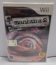 Console Game Gioco NINTENDO WII PAL ITALIANO Play ITA - NEW NUOVO - MANHUNT 2 -