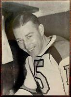 1991-92 Boston Bruins Sports Action Legends Dit Clapper - Mint (Rare)