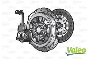 Valeo | Kupplungssatz KIT3P (CSC) mit Zentralausrücker (834163) für FORD S-MAX |