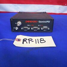 Gemini / PD+ Data Radio RF Mobile Radio Modem Rx: 851-869 MHz Tx: 806-824 MHz