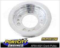 Aeroflow Billet Crank V Pulley Holden V8 304 5.0L Commodore VN VR VS AF64-4021