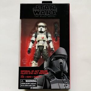 """IMPERIAL AT-ACT DRIVE Star Wars The Black Series Target Exclusive 6"""" Inch MIB!!"""