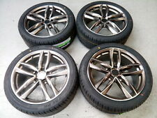 """18""""  RS6c STYLE G/M AUDI A5 WHEELS+TYRES (ex-display)"""