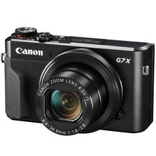 Canon Powershot G7X Mark II G7XII 20.1mp Digital Camera Brand New Cod Agsbeagle