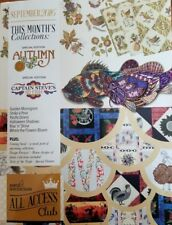 September-2016 Anita-Goodesign-All-Access Embroidery Machine Design CD (CD ONLY