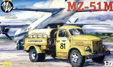 MW m3-51m on the SU gaz-51 CAMION CISTERNA 1:72 modello KIT NUOVO AUTOCARRO