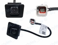 GENUINE CLARION CC-6215 REAR REARVIEW REVERSING CAMERA BACKUP WITH MOUNT HOLDER