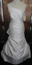 NEU ♥ traumhaftes Brautkleid Gr. 40/42 ♥ IVORY von Mathyro *Reißverschluß klemmt