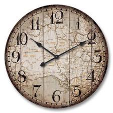 Unbranded Industrial Decorative Clocks