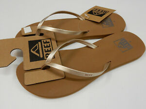 Reef Bliss nuits Sandales Tan//Champagne Reef Chaussures Femmes Sandales /& Beach Shoes