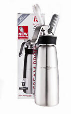 iSi Cream Whipper Large 1L Standard Made in Austria Stainless Steel