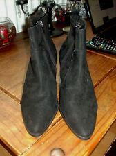 NEW LOOK Darwin Metal Buckled Boots UK 5 EU 38 JS181 CC 03