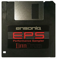 LinnDrum Classic Drum Machine Samples/Sounds/kit for Ensoniq EPS