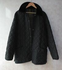Mens BARBOUR Classic Eskdale Quilted Jacket Tartan