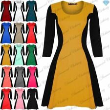Viscose Dresses for Women with Slimming