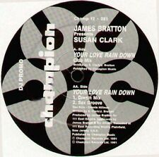 JAMES BRATTON - Your Love Rain Down - Feat. Susan Clark - 1991 Champion Dj Promo