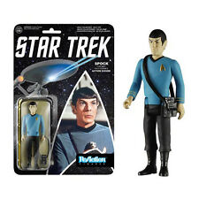 Spock Star Trek Reaction Figure by Funko NIB NIP Action Figure