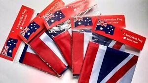 5 Large Australia Aussie Flag 90cm x 150cm New Great Gift idea Bulk Lot