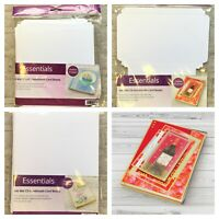 Hunkydory White Handmade Greeting Wedding Invitation Ink Me Card Boxes 10pk