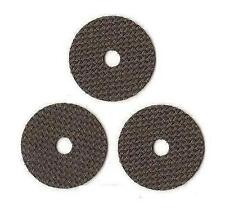 Okuma carbontex drag washers AVENGER BAITFEEDER ABF-30, ABF-30-CL