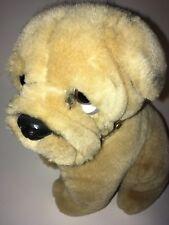 """Wholesale Merchandisers Bulldog 8"""" Plush Stuffed Animal"""