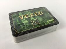Vexed Variant Replacement Card Deck for Hex Hex XL Board Game