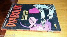 DIABOLIK ORIGINALE - ANNO 26 - XXVI #  3 - L'ASSASSINO SENZA NOME - 1987