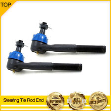 2X MEVOTECH Steering Tie Rod Ends FRONT OUTER for 1973-1974 GMC C15/C1500 PICKUP