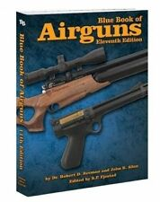 USED (GD) 11th Edition Blue Book of Airguns by Dr. Robert D. Beeman