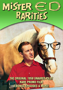 Mister Ed Rarities [New DVD]