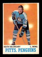 1970 O-Pee-Chee #93 Keith McCreary  EX/EX+ X1627419