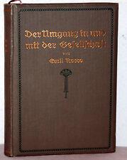 Originale deutsche antiquarische Nachschlagewerke & Lexika von 1900-1949