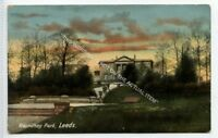 (Ld8076-473) Roundhay Park,  LEEDS, Unused G-VG
