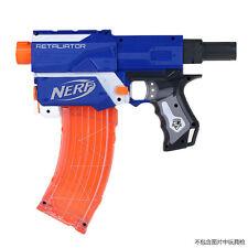 Orange 15 Darts Magazine Clip System for Nerf N-strike Elite Toy Gun CH