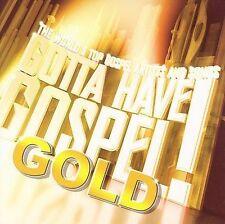 NEW Gotta Have Gospel! Gold (Audio CD) new sealed