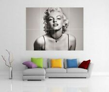 MARILYN MONROE GIANT WALL ART PICTURE PRINT POSTER G90