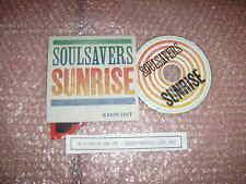 CD Pop Soulsavers - Sunrise (1 Song) MCD / V2 * Bonnie Prince Billy