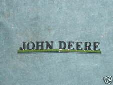 Nose Medallion for John Deere 40-50-60-70-80
