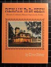 REMAIN TO BE SEEN  - RICHEY - H/C - 180pp. - HOWELL-NORTH BOOKS - 1973
