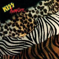 NEW Kiss - Animalize (180g Vinyl LP, Mar-2014, Universal, Remastered)