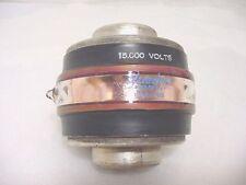 Jennings MC1-1000, Vacuum Capacitor, Fixed, 1,000 PF-15KV, 100 Amps+RF, 2-30MHz